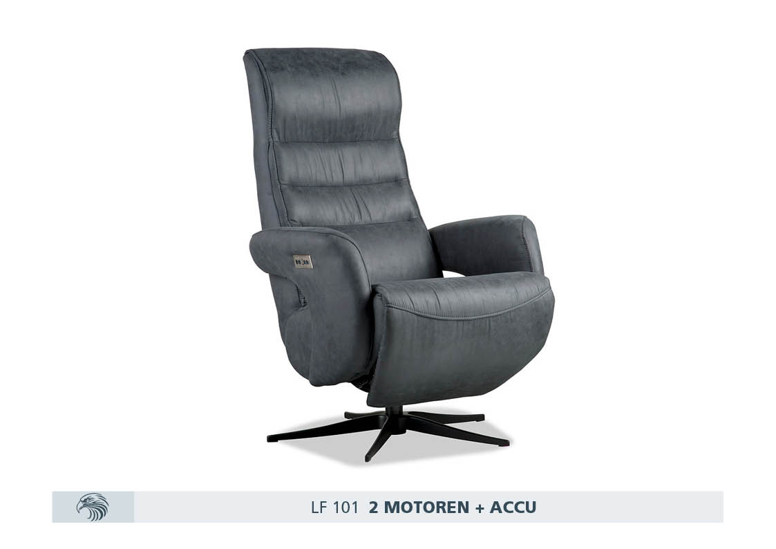 relaxfauteuil 101-accu